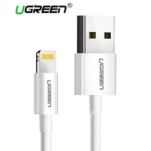 Ugreen MFi 2.4A Fast Charging & Data Lightning to USB Cable - Your Goods Central