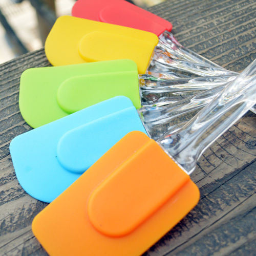 Silicone Spatula Baking Scraper/Spatula - 1Pcs Pastry Tools - Your Goods Central