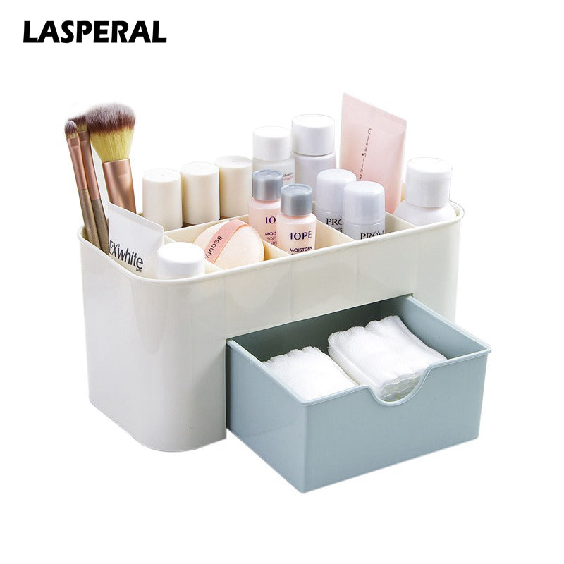 Cosmetic Storage Box U0026 Multi Functional Jewelry Box Desk Sundries Storage  Container Organizer   Your