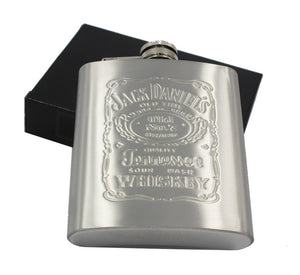 Stainless Steel Flask 7 Oz - Your Goods Central