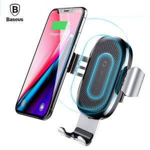 10W QI Wireless Car Charger
