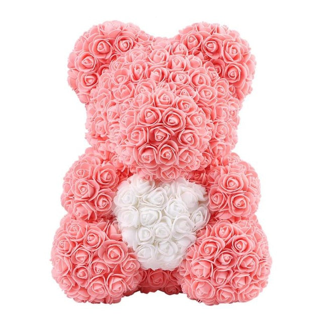 Limited My Heart Rose Bear