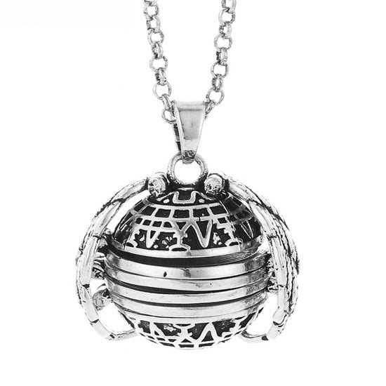 Antique Silver Photo Locket