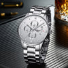 NIBOSI 1985 Luxury Men Watches