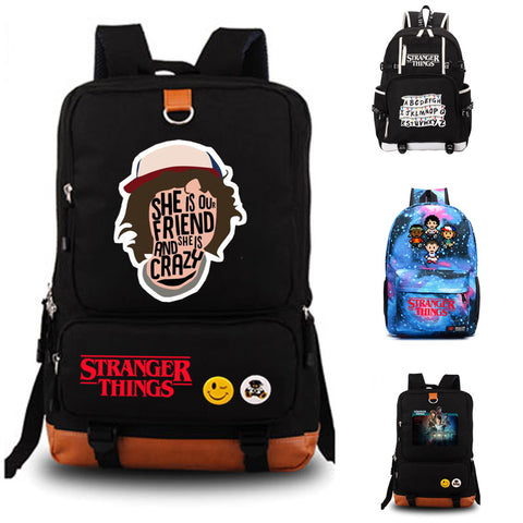 Stranger Things Backpack Collection