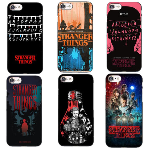 Stranger Things Phone Case Collection