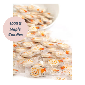 Maple Candies ( 1000 candies )