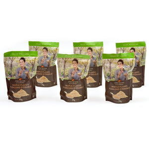 Maples Flakes Organic (6x170g)