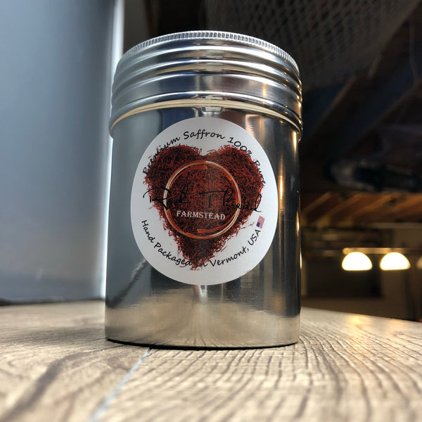Premium Saffron (10 grams) - Red Thread Farmstead