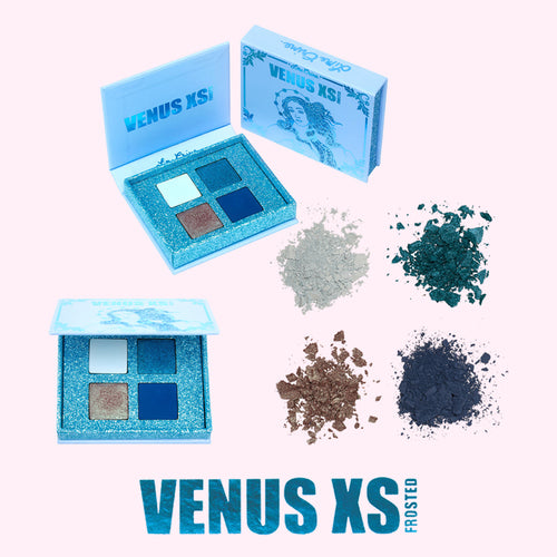 Lime Crime Venus XS สี Frosted โทนน้ำเงิน-ฟ้า - Limited Edition