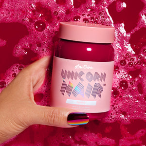 Lime Crime Unicorn Hair สี Lipstick (Pink-Red) รุ่น Full Coverage