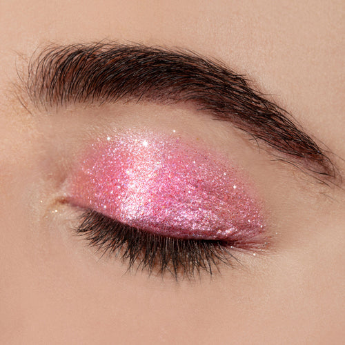 Lime Crime Diamond Dew สี Paris (Malibu Pink Iridescent)