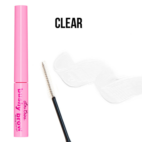 Lime Crime Bushy Brow Strong Hold Gel สี Clear (สีใส) ไลม์ คราม