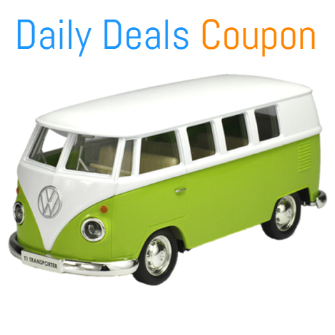 Daily Deals Coupon Website - Promoting Some Of Our Store's Products