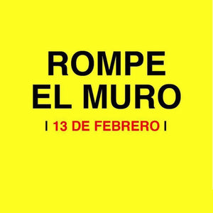 Wall breaking for work and family conciliation | Rompe el muro por una conciliación laboral y familiar