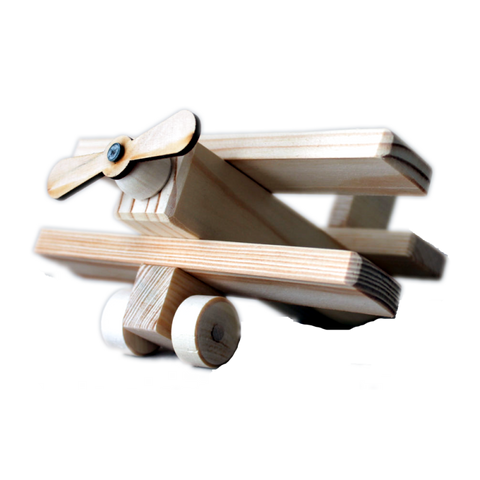Beautiful Handcrafted Wooden Airplane Toys
