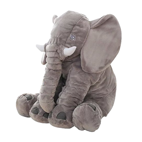 Cute Large Stuffed Elephant Pillow (60Cm~23.62Inches)