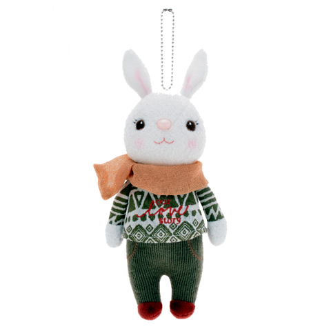 Cute Stuffed Rabbit Doll In 8 Colors (22cm~8.66inches)