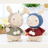 Beautiful Stuffed Rabbit Doll In 2 Colors (20Cm~7.9Inches) Toy