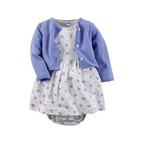 Lovely Baby Bodysuit With Jackets (4 To 24 Months) Apparel