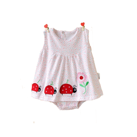 Lovely Jumpsuit With Cute Patterns In 6 Different Styles (3 To 18 Months) Apparel