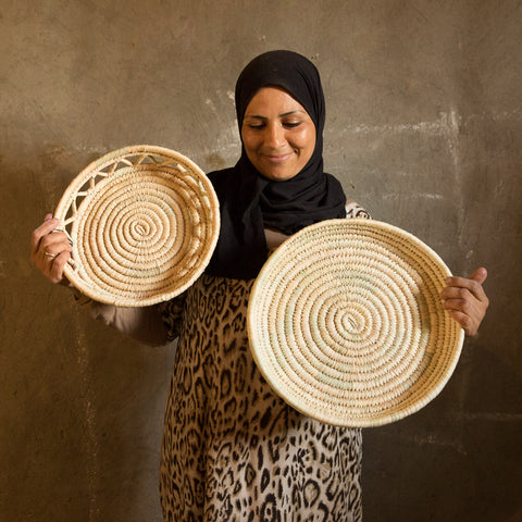 Palm Weavers of Fayoum