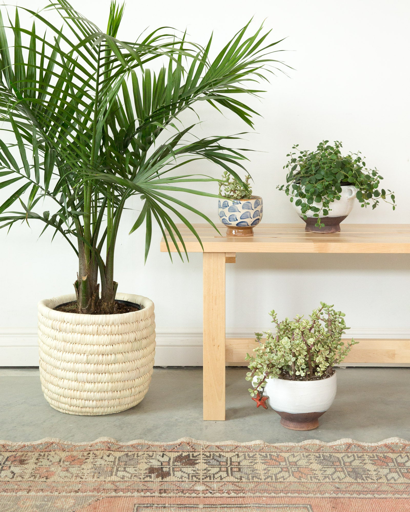 Maha Palm Basket