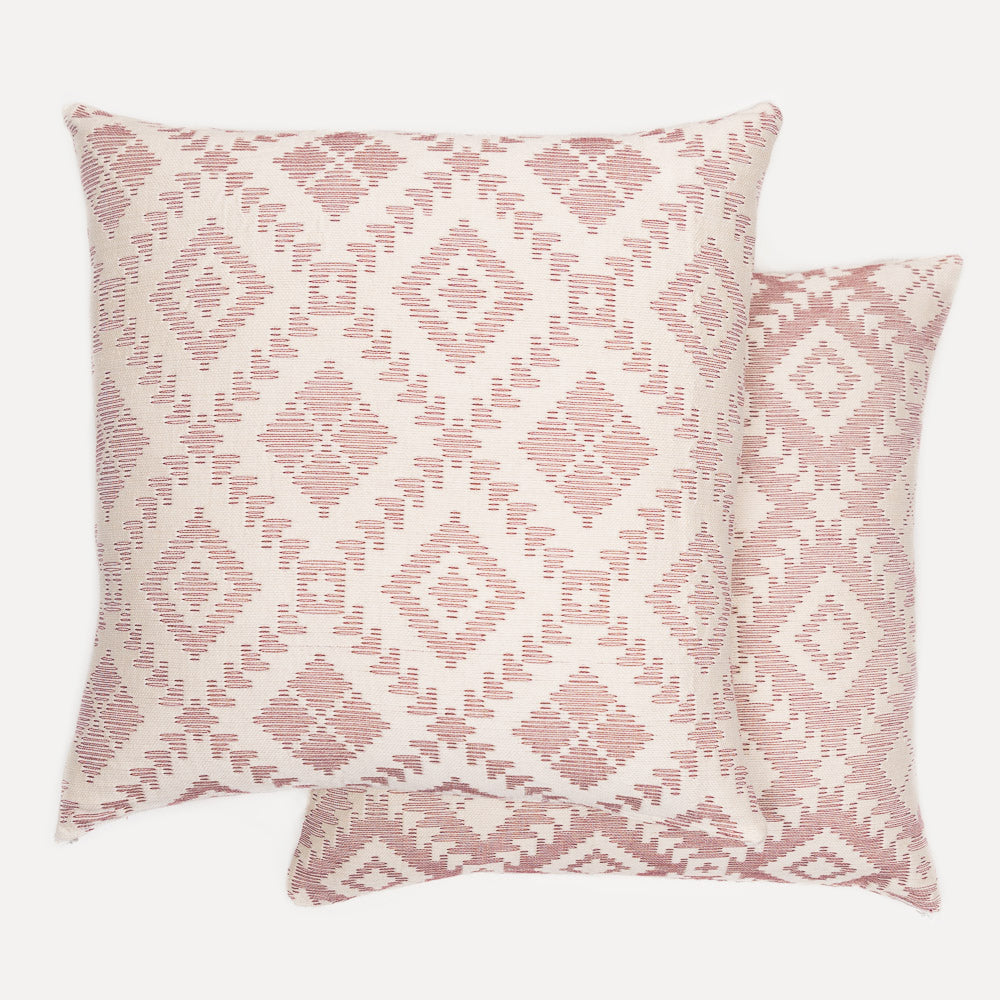 Morobba Pillow - Maroon