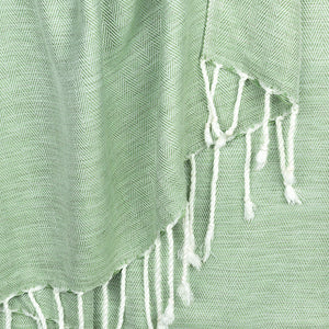 Bataneya Throw - Mint Green