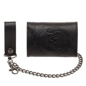Westworld Black Chain Wallet - These Violent Delights Have Violent Ends Wallet