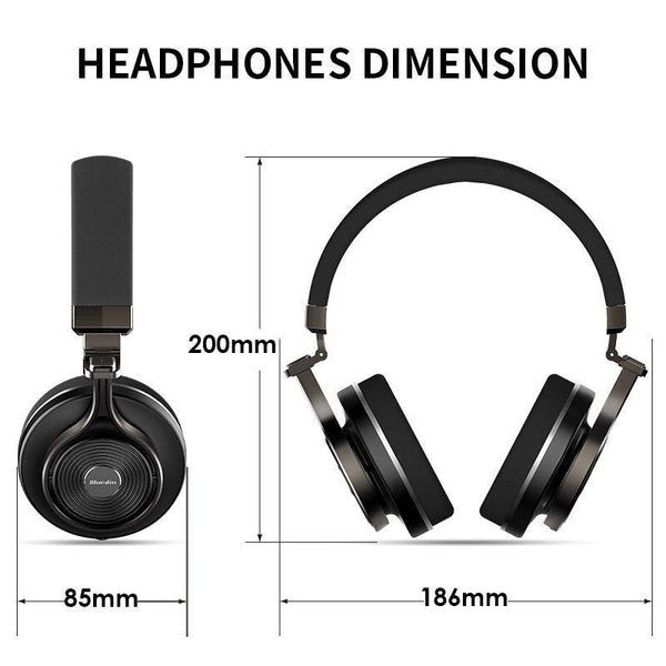 991ed1f554e Bluedio T3 Wireless bluetooth Headphones/headset with Bluetooth 4.1 Stereo  and microphone for music wireless