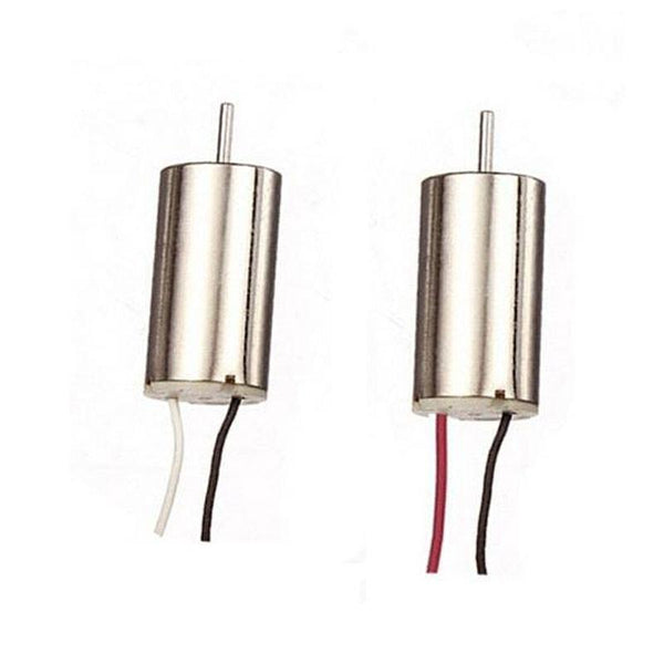 1 Pair Cheerson CX-10 CX-10A RC Quadcopter Spare Parts Motor CX-10-005 MIni Drone Motor RC toy accessories #20