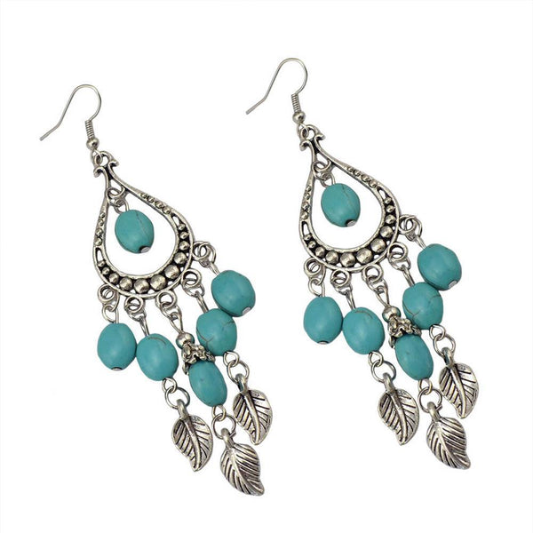 1 Pair Fashion Women Ladies Earrings Bohemia Style  Earrings - iGsel- E-handels Kungen, Kvalitet, billigt & Snabbt!