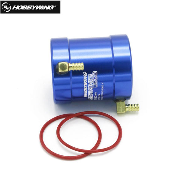 1Pcs Hobbywing SEAKING Water Cooling Jacket Water-Cooled Tube Cover for Motor 2040 2848 3660 Tube-2040 Tube-2848 Tube-3660