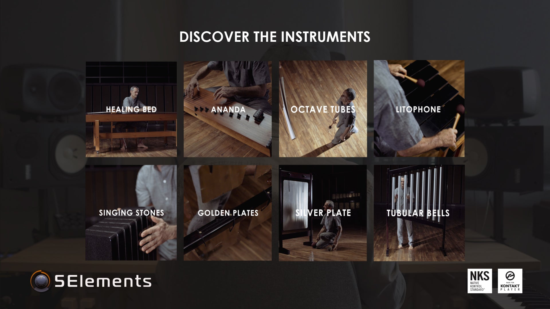 Discover The Instruments Behind 5Elements