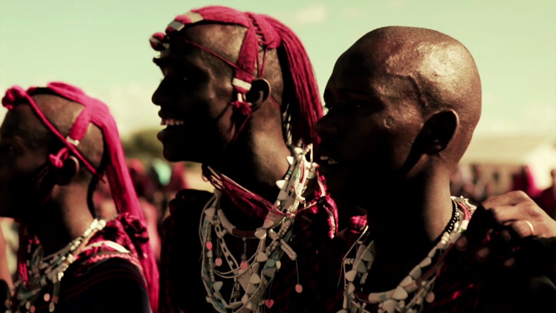 Maasai Tribal Textures And Vocals