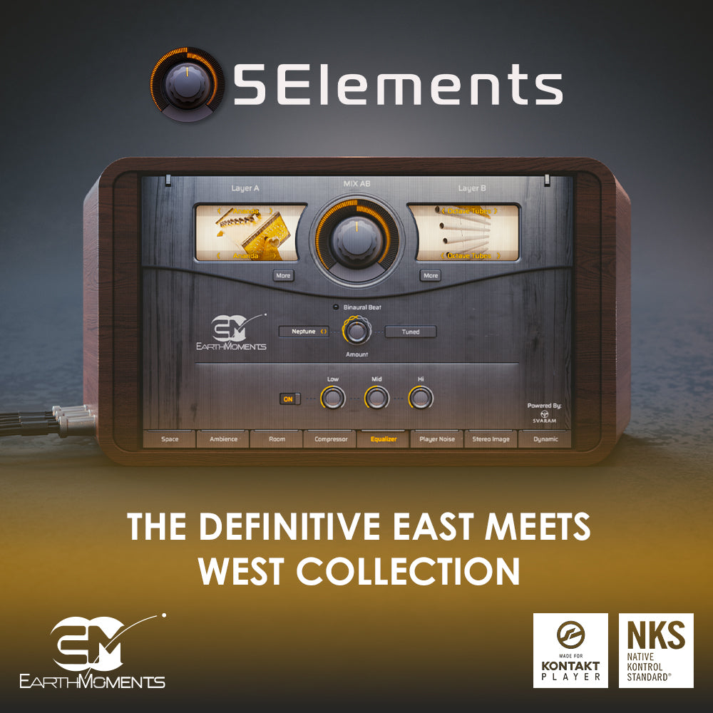 5Elements - Handmade Instruments Collection