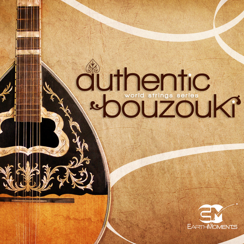 Authentic Bouzouki - World Strings Series