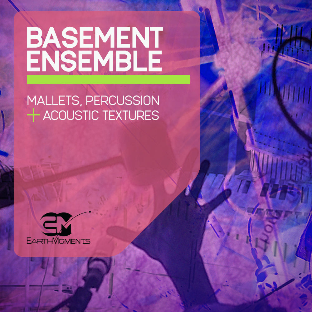 Basement Ensemble - Mallets, Percussion & Acoustic Textures