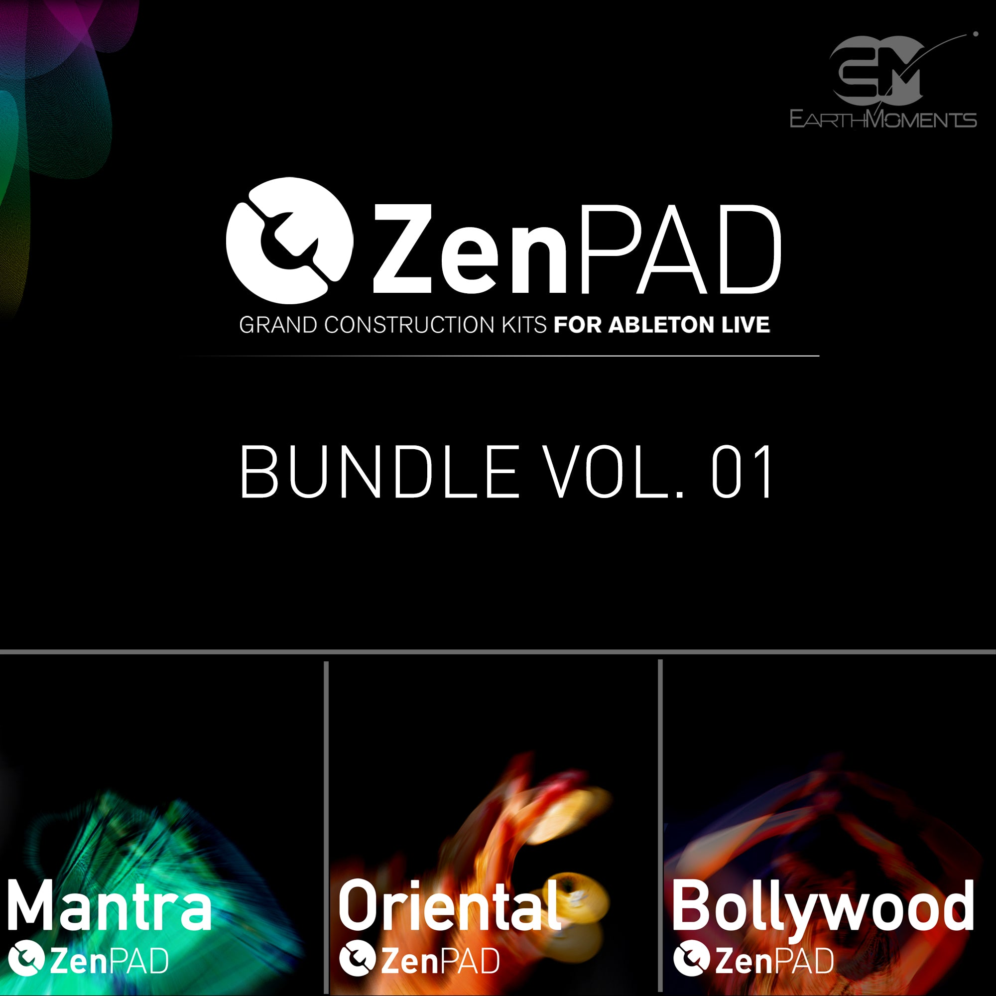 ZenPad Bundle Vol. 01 / Grand Construction Kits for Ableton Live