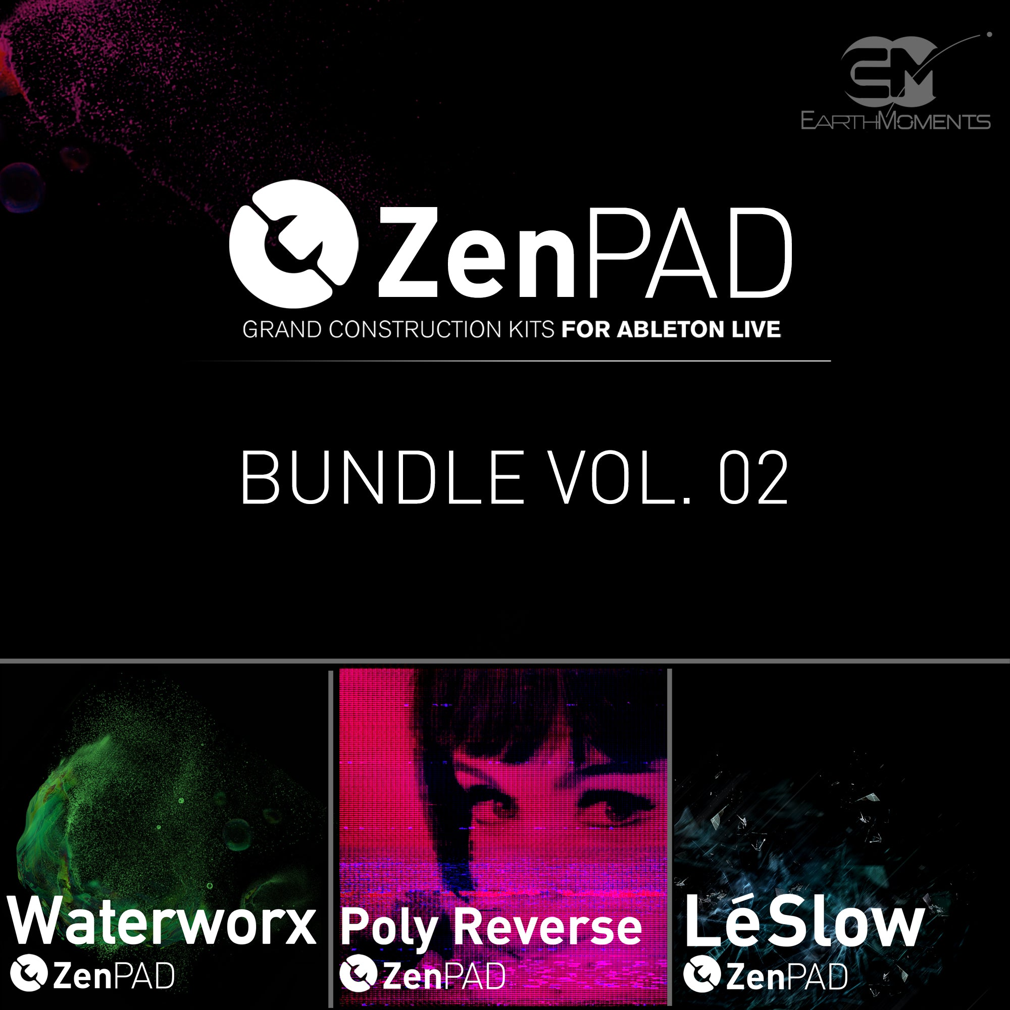 ZenPad Bundle Vol. 02 / Grand Construction Kits for Ableton Live