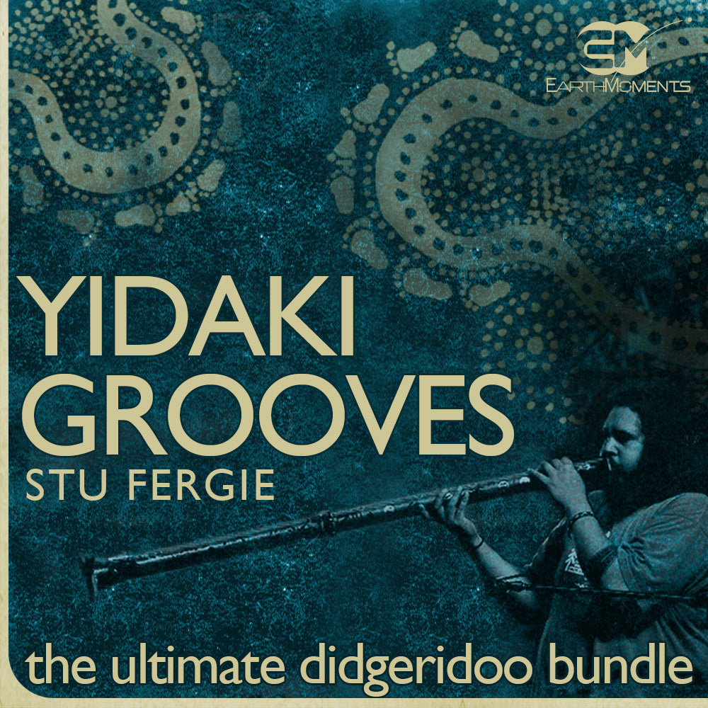 Yidaki Grooves - The Ultimate Didgeridoo Pack