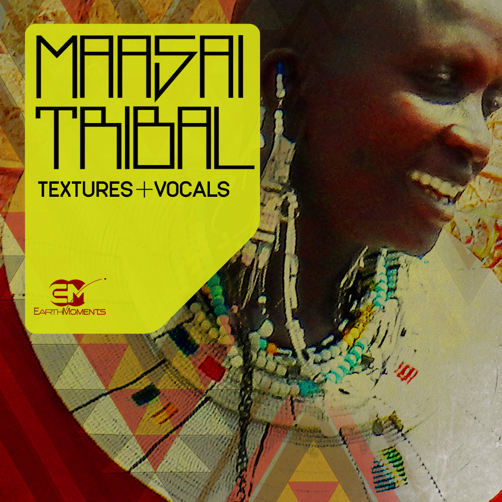 Maasai Tribal - Textures and Vocals