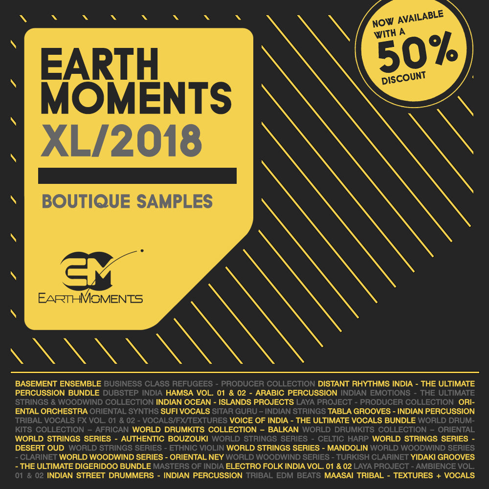 EarthMoments XL 2018