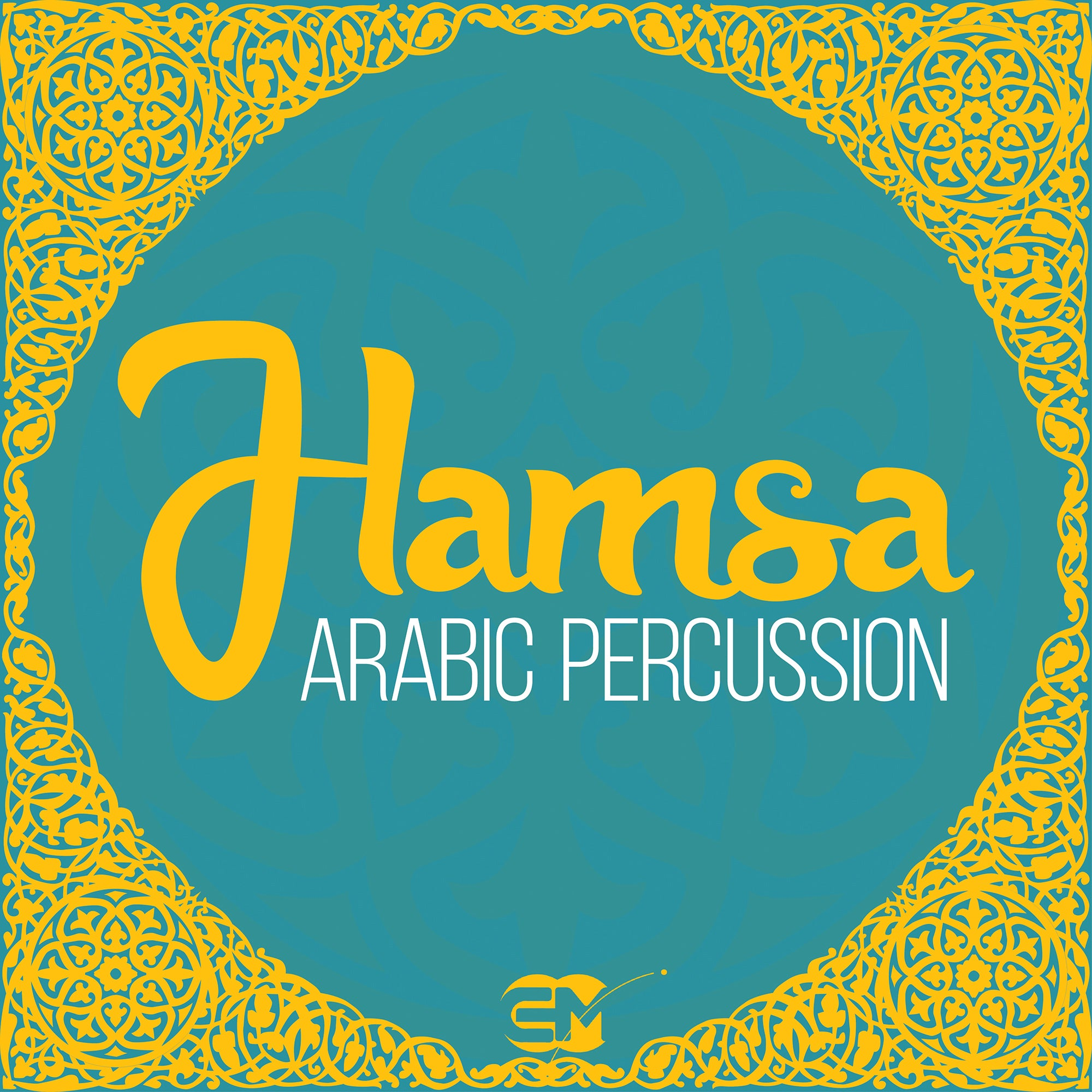 Hamsa - Arabic Percussion - Vol. 01
