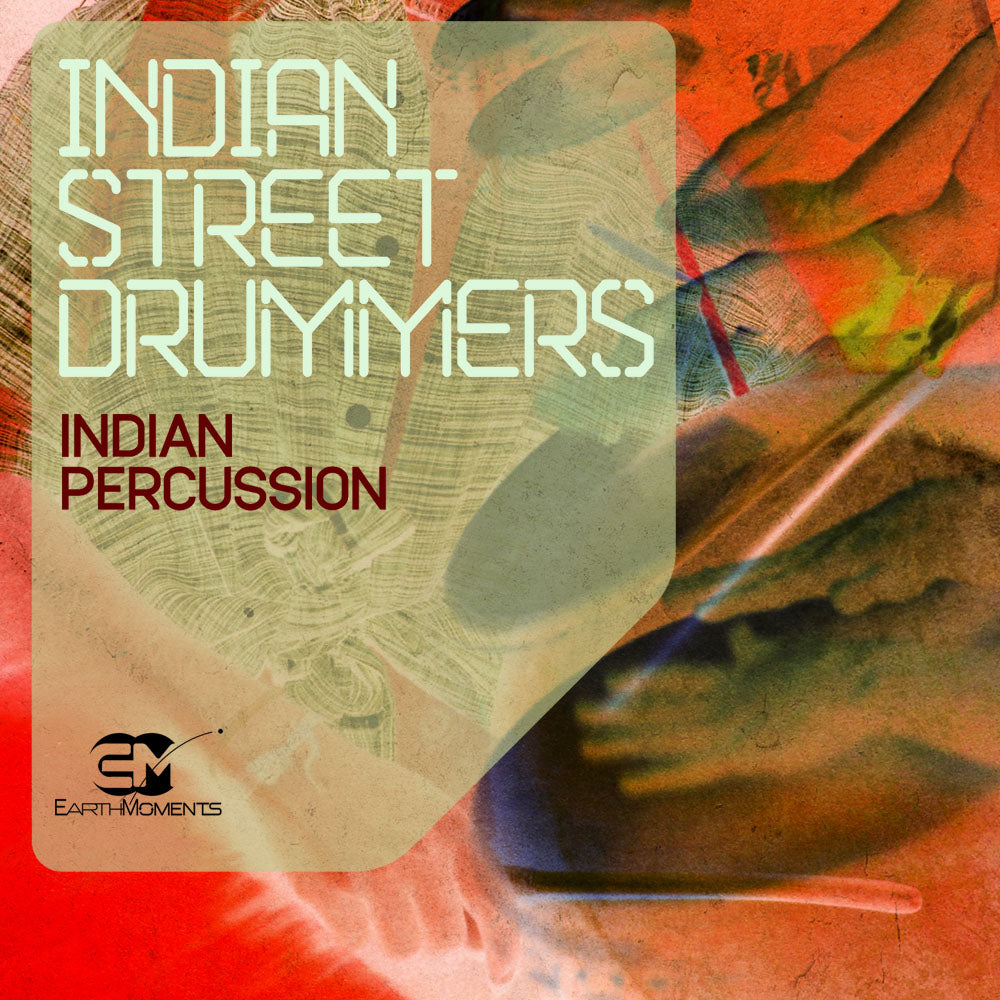 Indian Street Drummers - Indian Percussion