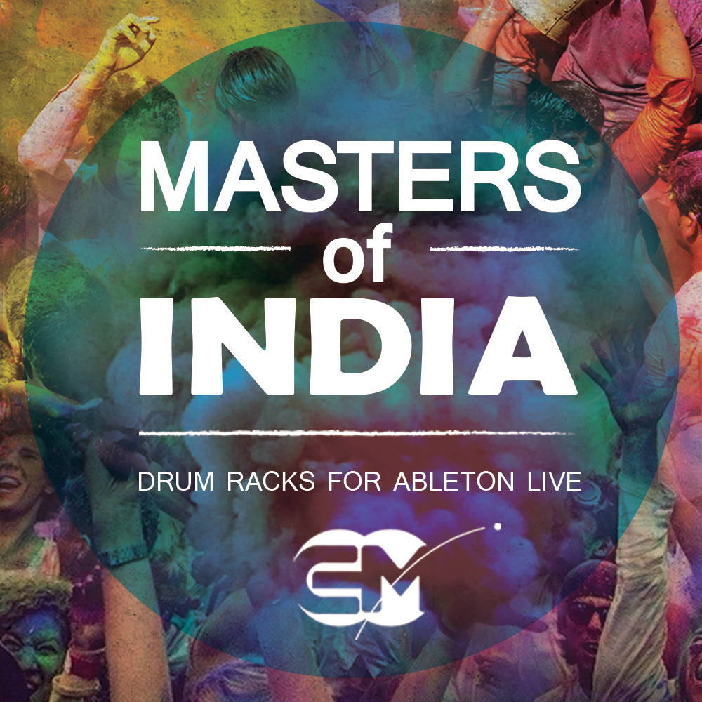 Masters of India - Drum Racks For Ableton Live