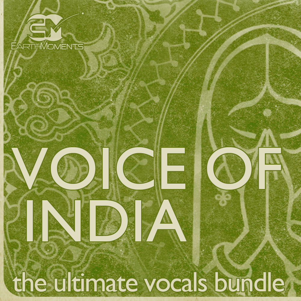 Voice Of India - The Ultimate Vocals Bundle