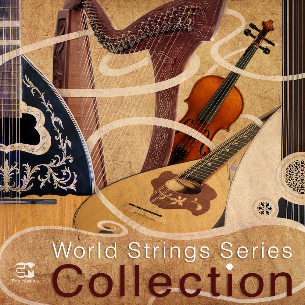 World Strings Series Collection