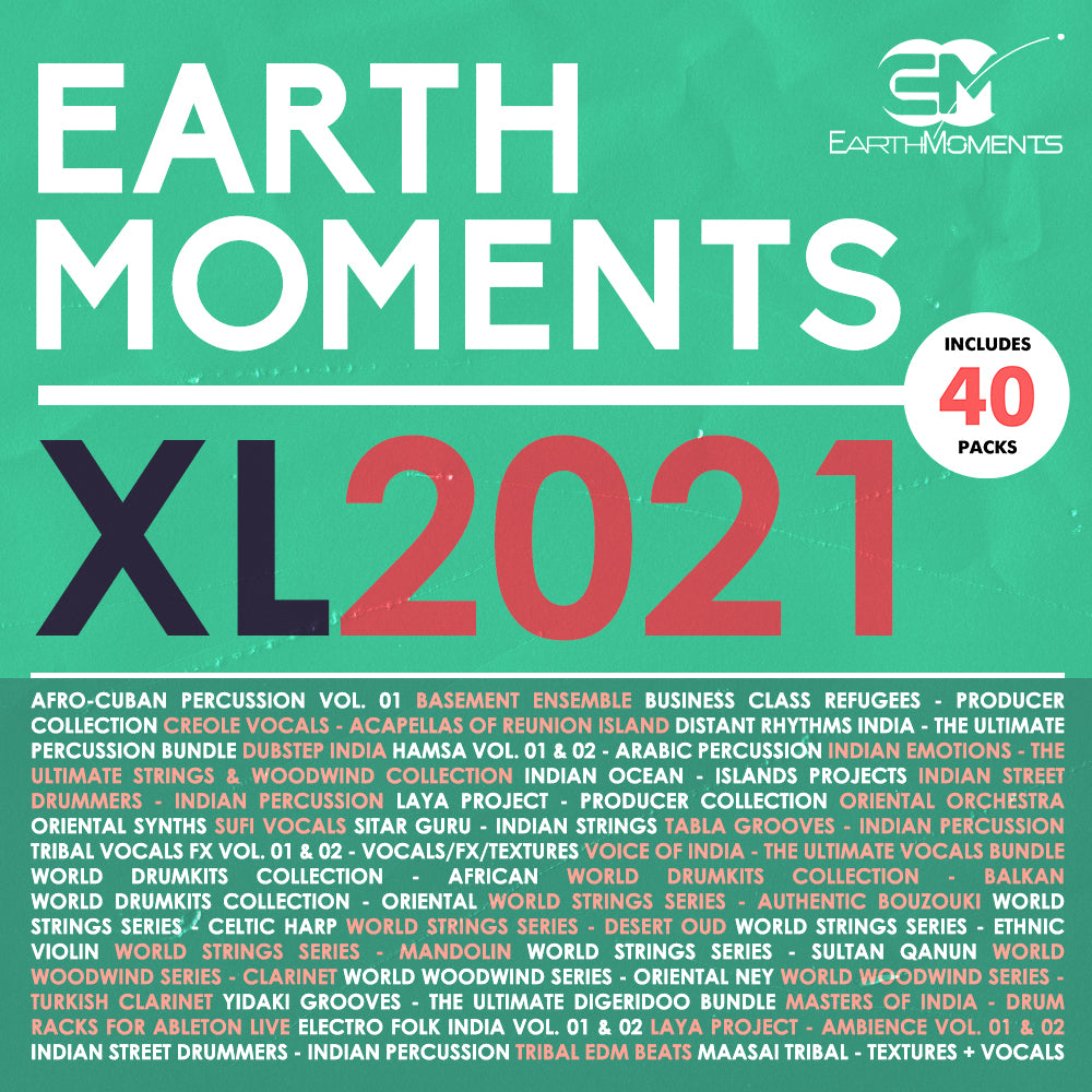 EarthMoments XL 2021